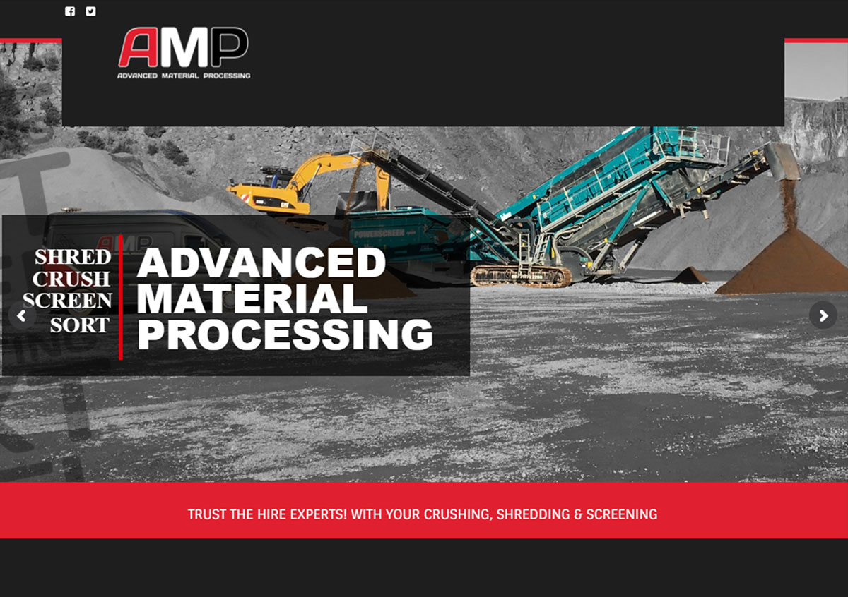 Screenpod Announce Advanced Material Processing (AMP Contracting) as NEW Distributor